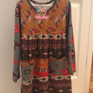 NWT Jelly the Pug dress